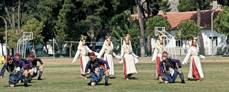 Aegean Folk Dance.